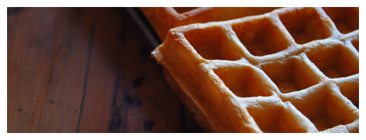 The best traditional belgian Brussels waffles in Cape Town