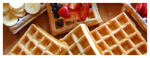 The best traditional belgian sugar waffles in South Africa
