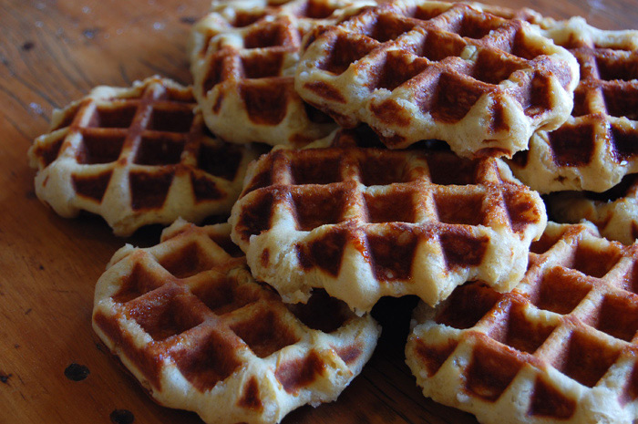 The best traditional Belgian Sugar Waffles in Cape Town
